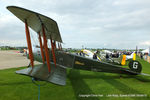 LV-X430 @ EGBK - at the LAA Rally 2015, Sywell - by Chris Hall