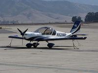 N928MF @ KSNS - local light sport dealer had this 2007 Evektor-Aerotechnik SPORTSTAR PLUS @ Salinas Municipal Airport, CA - by Steve Nation
