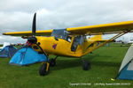 EI-FBY @ EGBK - at the LAA Rally 2015, Sywell - by Chris Hall