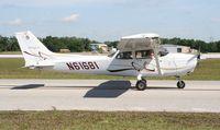 N61681 @ LAL - Cessna 172S