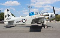 N65164 @ ORL - EA-1 Skyraider