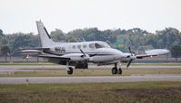 N68245 @ ORL - Cessna 340A