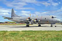 3298 @ EGQK - Lockheed P-3C UIP Orion [5819] (Royal Norwegian Air Force) RAF Kinloss~G 25/06/2006 - by Ray Barber