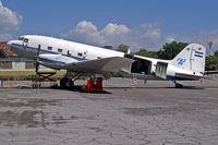 116 @ MSSS - Douglas DC-3C-47B-35-DK Basler BT-67 [16534/33282] (El Salvador Air Force) San Salvador-Ilopango International~YS 22/11/2007 - by Ray Barber