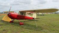 N72156 @ LAL - Cessna 140