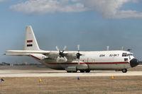1294 @ LMML - Lockheed C-130H Hercules 1294(SU-BKT) Eygptian Air Force - by Raymond Zammit