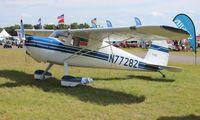 N77282 @ LAL - Cessna 120