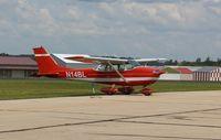 N14BL @ KUNU - Cessna 172K - by Mark Pasqualino