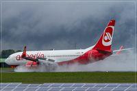 D-ABKM @ EDDR - 2010 Boeing 737-86 - by Jerzy Maciaszek