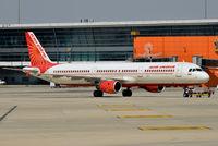 VT-PPH @ VIDP - Pushing back at IGIA T-3. - by Arjun Sarup