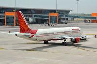 VT-PPK @ VIDP - Pushing back at IGIA T-3. - by Arjun Sarup