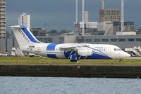 EI-RJX @ EGLC - Just landed. - by Graham Reeve