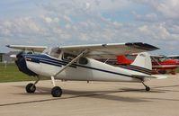 N2782C @ KUNU - Cessna 170B - by Mark Pasqualino