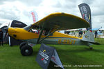 D-EBET @ EGBK - at the LAA Rally 2015, Sywell - by Chris Hall