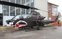 70-16084 @ KCAK - Bell AH-1S - by Mark Pasqualino