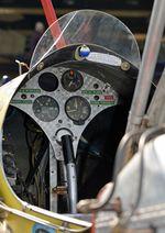 G-ARZB @ EGTH - 4. 'Little Nellie' Cockpit.