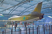 32197 @ ESCF - Flygvapen Museum Linköping 3.7.13 - by leo larsen
