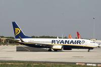 EI-EMH @ LMML - B737-800 EI-EMH Ryanair - by Raymond Zammit