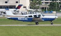 N82242 @ PBI - Piper PA-32-301