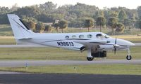 N98613 @ ORL - Cessna 340A - by Florida Metal
