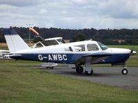 G-AWBC @ EGBO - PA-28R-180 Cherokee Arrow - by Paul Massey