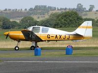 G-AXJJ @ EGBO - Privately Owned. - by Paul Massey