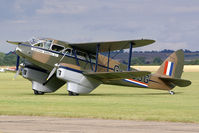 G-AGJG @ EGSU - IN THE COLOURS OF SCOTTISH AIRWAYS - by Fred Willemsen