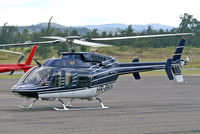 HR-BKH @ MHTG - Bell 407 [53074] Tegucigalpa-Toncontin International~HR 24/11/2007