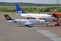D-ACLY @ ESSA - Canadair Regional Jet 100LR [7119] (Lufthansa Regional/CityLine) Stockholm-Arlanda~SE 06/06/2008 - by Ray Barber