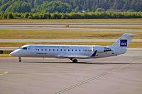 OY-RJE @ ESSA - Canadair Regional Jet 100LR [7009] (Cimber Air) Stockholm-Arlanda~SE 06/06/2008