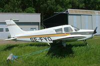 SE-FYO @ ESSP - Piper PA-28-140 Cherokee [28-7225196] Norrkoping-Kungsangen~SE 08/06/2008