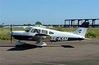 SE-KSM @ ESMT - Piper PA-28-181 Archer II [28-7790421] Halmstad~SE 09/06/2008
