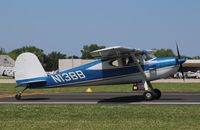 N13BB @ KOSH - Cessna 140A - by Mark Pasqualino