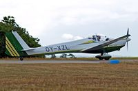 OY-XZL @ EKVJ - Scheibe SF-25C Falke 2000 [44684] Stauning~OY 14/06/2008