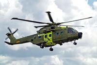 M-507 @ EKVJ - AgustaWestland EH-101 Merlin Mk.512 [50136] (Royal Danish Air Force) Stauning~OY 14/06/2008
