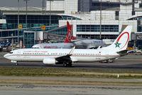 CN-ROP @ LTBA - Boeing 737-8B6 [33066] (Royal Air Maroc) Istanbul-Ataturk~TC 18/04/2015 - by Ray Barber