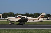 C-GJQJ @ KOSH - Piper PA-28-181 - by Mark Pasqualino