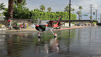 N7TD @ KPSP - Parade of Planes 2015 - Palm Springs - by Jeff Sexton