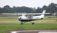 G-BFLU @ EGBO - Visitor,Owned by Swiftair Maintenance Ltd. - by Paul Massey