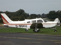 G-BGKU @ EGBO - Visitor to Halfpenny Green. EX:-N31585 - by Paul Massey