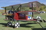 N220TP @ NY94 - Displayed at Old Rhinebeck Aerodrome in New York State
