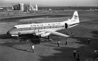 4X-AVB - Eilat airport, 1970 - by Unknown