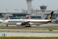 9V-SVB @ LTBA - Boeing 777-212ER [28525] (Singapore Airlines) Istanbul-Ataturk~TC 18/04/2015