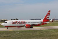 D-ABMS @ LMML - B737-800 D-ABMS Air Berlin - by Raymond Zammit