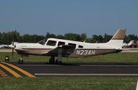 N23AH @ KOSH - Piper PA-32R-301 - by Mark Pasqualino