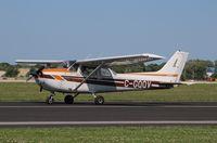 C-GQQV @ KOSH - Cessna 172N - by Mark Pasqualino