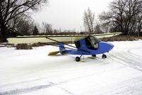 C-IFZK - QC Challenger 1 Ski Flying - by Harry Walia