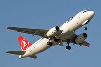 TC-JUI @ LTBA - Airbus A320-232 [2401] (THY Turkish Airlines) Istanbul-Ataturk~TC 18/04/2015