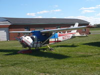 N1370Y @ I73 - Cessna 172 C - by Christian Maurer