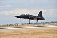 64-13304 @ KMHR - Northrop Talon at MHR for touch and go landings. - by D. Tam